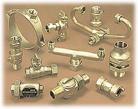 AY McDonald Water Service Fittings